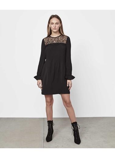 Ipekyol Kadın  Elbise IW6190002458 Siyah